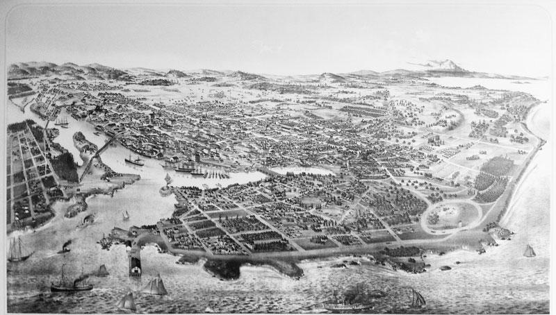 Victoria, BC - 1889
